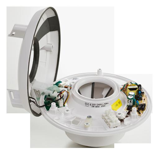 Verlichting Badkamer Led ~ SCVU2  Geluidsarme en EPB conforme ventilator