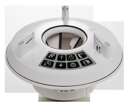 Itho Ventilator Badkamer : Scvu geluidsarme en epb conforme ventilator