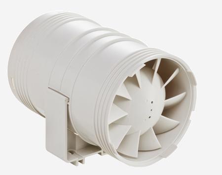 Ventilatie Badkamer Epb : Krachtige en zuinige ventilatie voor badkamer codumé
