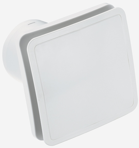 Ventilator afzuiging badkamer