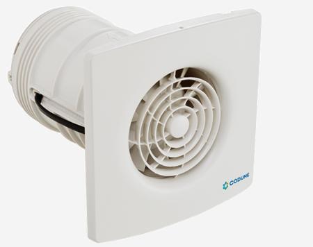 Afzuiging Badkamer Hubo : Krachtige en zuinige ventilatie voor badkamer codumé