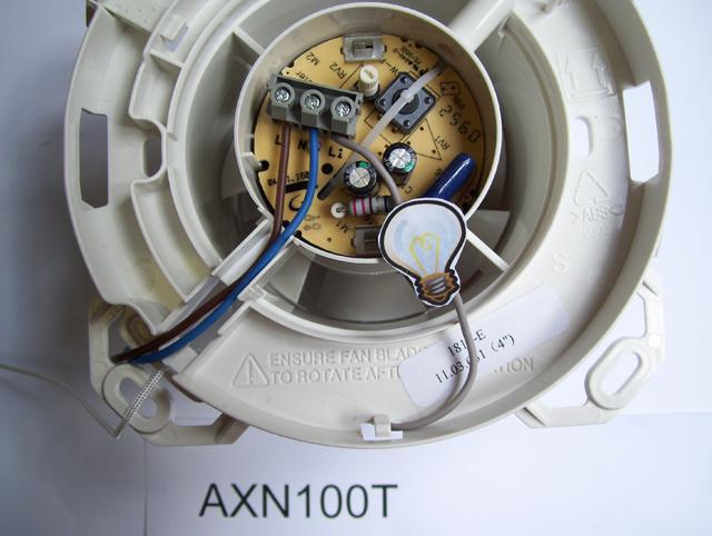 Ventilator Badkamer Aansluiten : Axn veilige en eenvoudig te plaatsen ventilatoren v